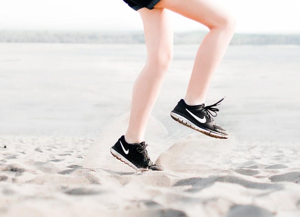 Rester en forme running